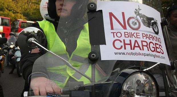 Motorcyclists have lost the latest round of their legal battle to block on-street parking fees in the heart of London