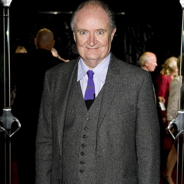 Jim Broadbent drew on his own experiences for his role in Exile