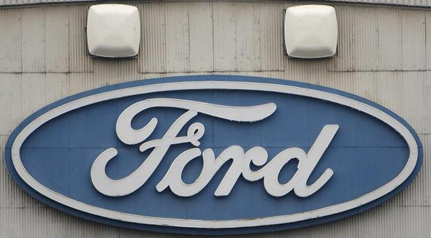 Ford is to launch 15 new vehicles in China by 2015