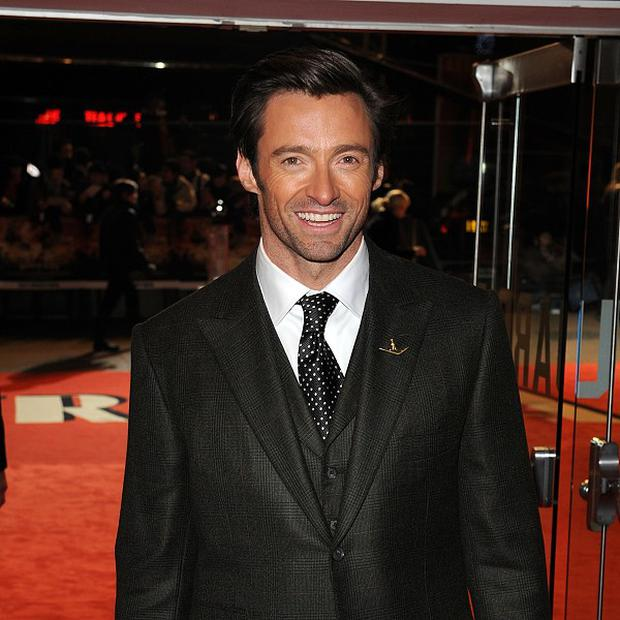 Hugh Jackman plans to give up coffee and sugar for a charity event