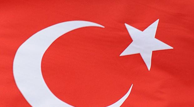 Two people have been injured in a bomb blast in the Mediterranean port city of Mersin, southern Turkey
