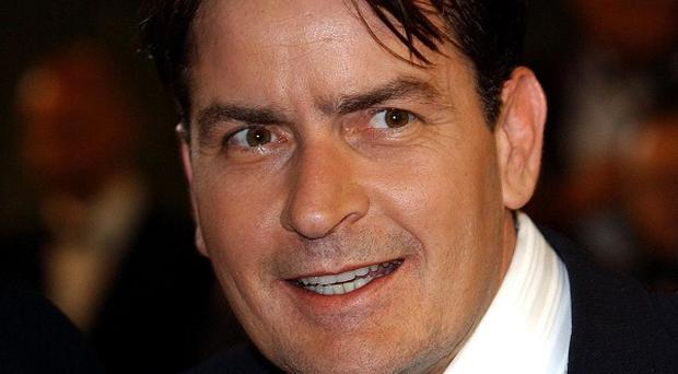 Charlie Sheen attended a court hearing with ex-wife Brooke Mueller