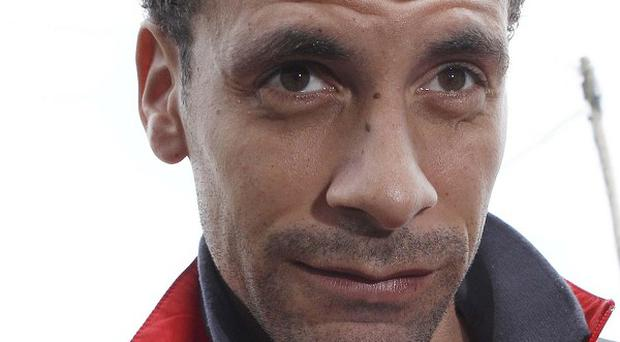 Footballer Rio Ferdinand complained Ibru repeatedly turned up outside his Cheshire home