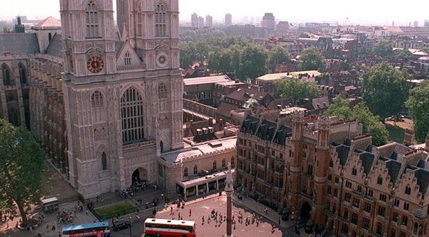 A Muslim campaign group has applied for permission to protest outside Westminster Abbey on the day of the royal wedding