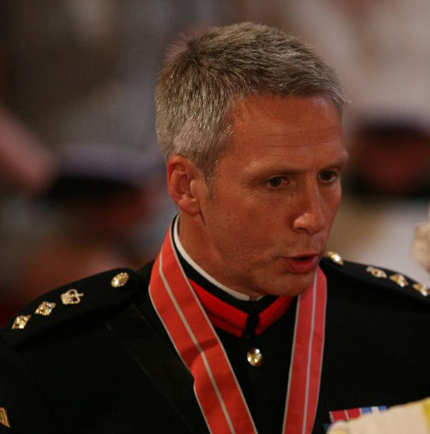 Colonel Neil Hutton, commander of the British Army Training Unit Kenya, is under investigation