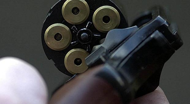 A six-year-old boy brought a loaded gun to his school in the US and was among three youngsters slightly injured when it fired