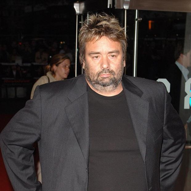 Luc Besson's new film is released later this month