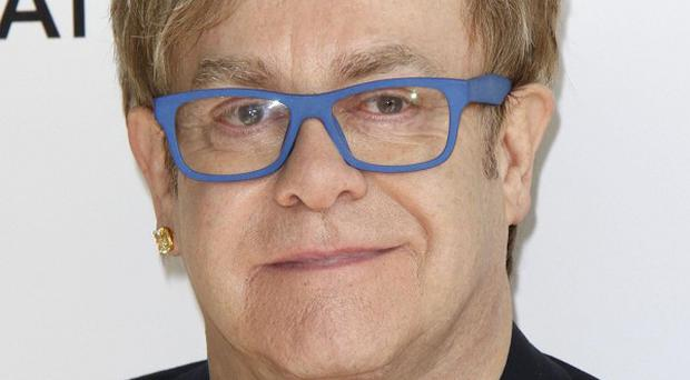 Sir Elton John is returning to the Las Vegas Strip for a three-year run at Caesars Palace