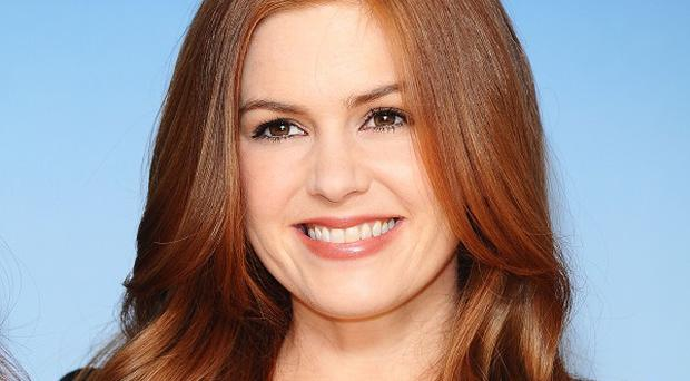 Isla Fisher is apparently considering a role in the new Great Gatsby film