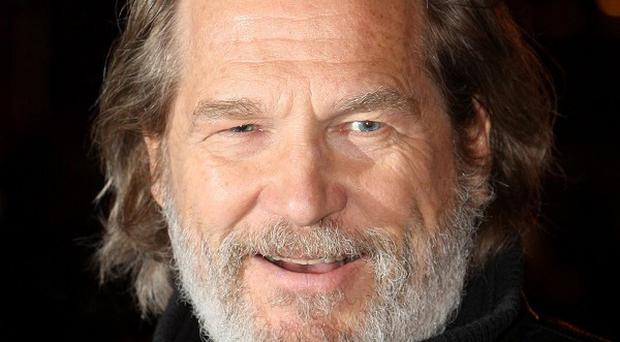 Jeff Bridges is recording an album with T Bone Burnett