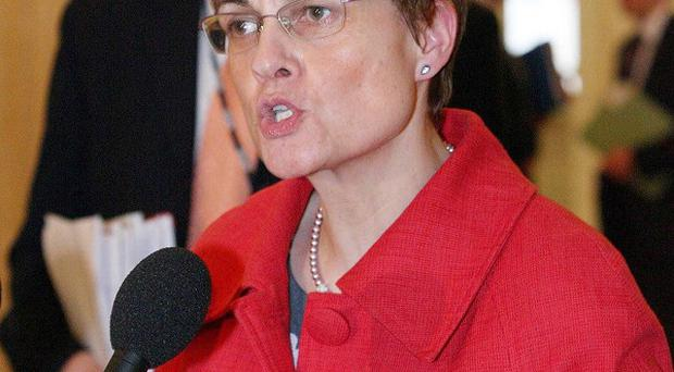 SDLP leader Margaret Ritchie says up to 16,000 jobs could be created in three years by boosting businesses