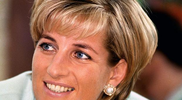 William and Kate have reportedly visited Diana's grave