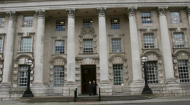 Solicitors have been refusing to take cases to Belfast Crown Court