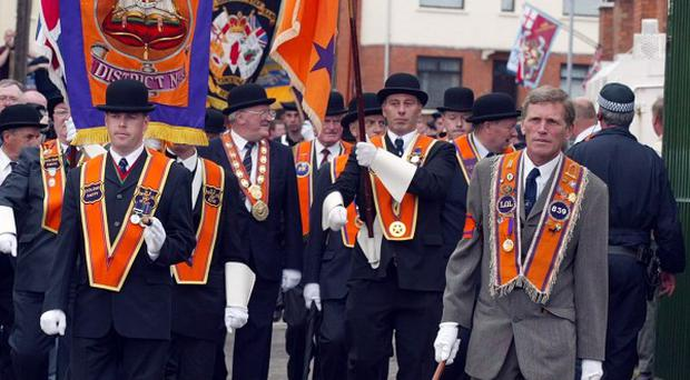 The Progressive Unionist Party believe an Orange Quarter should be created on the Shankill Road (PA)