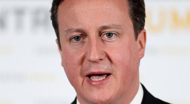 David Cameron said Parliament, not the courts, should decide how much privacy individuals are entitled to