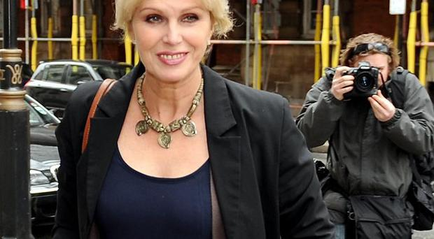 Joanna Lumley is set to reprise her role as Patsy Stone in Absolutely Fabulous
