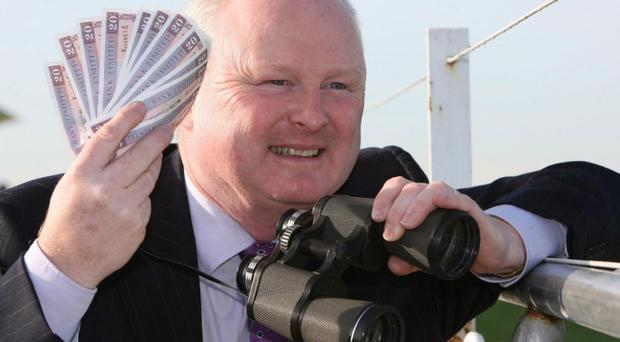 Bookmaker Adrian Eastwood is confident he can pick a few winners in next month's poll