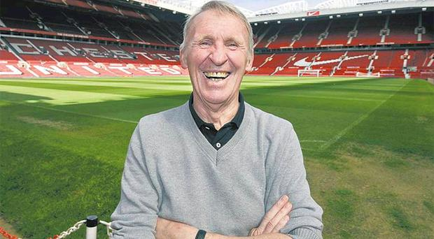 Paddy Crerand is still an employee of Manchester United, some 40 years after retiring as a player. He wants to see Ronaldo (above) and his Real Madrid team-mates play United in the final at Wembley next month