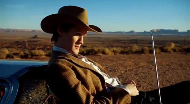 The opening episode of the new series of Doctor Who was filmed in the US