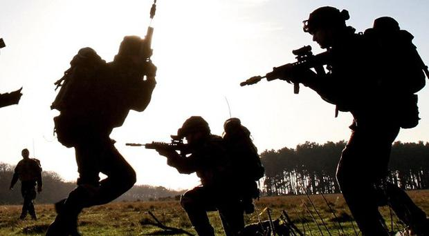Soldiers are too overstretched to apply to join the SAS, a military chief has warned
