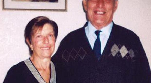 Three people have been arrested over the murders of Wolverhampton couple Guiseppe and Caterina Massaro