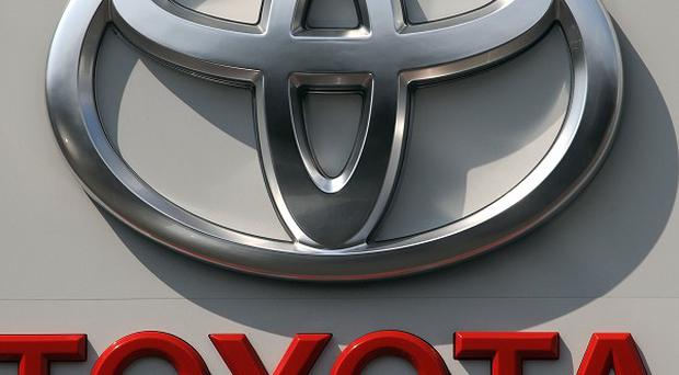 Toyota said car production in Japan was down more than sixty per cent in March