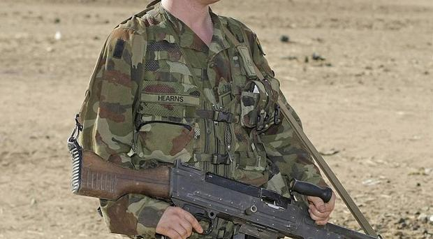 Defence Minister Alan Shatter has secured Dail approval for the deployment of 440 soldiers to Lebanon