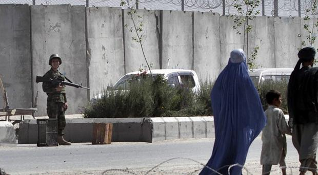 More than 450 prisoners escaped from Sarposa Prison in Kandahar, Afghanistan (AP)