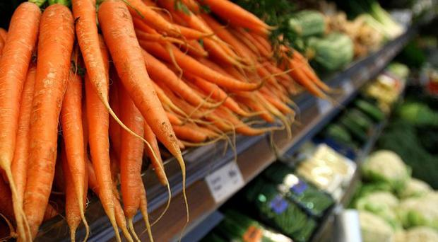 Five portions of fruit and veg can be bought for under 50p despite rising food prices, a charity has said