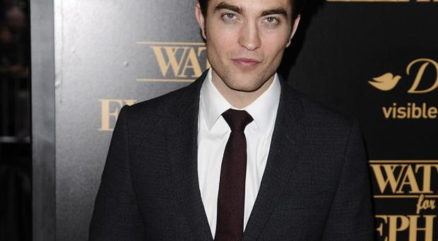 Robert Pattinson stars in the new film Water For Elephants