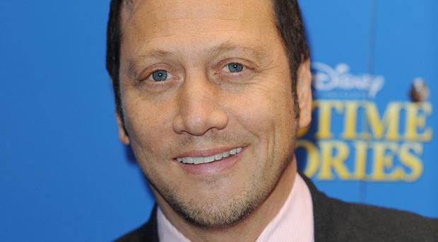Rob Schneider has got married to his Mexican partner