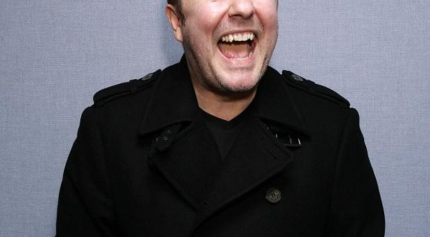 Ricky Gervais has hinted that he may make another Talking Funny