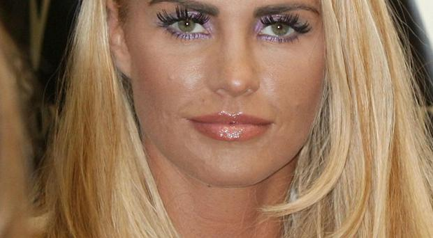 Katie Price was in Argentina when her car struck wild horses
