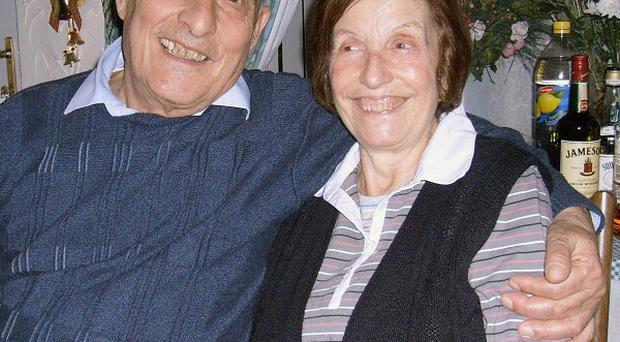 Guiseppe and Caterina Massaro's bodies were found by a relative at their home in Wolverhampton