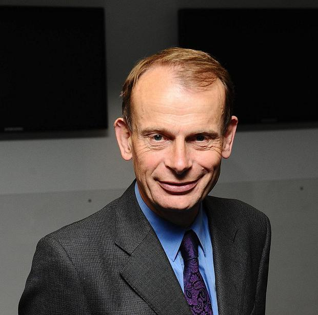 Andrew Marr has been accused of hypocrisy after he admitted taking out a super-injunction