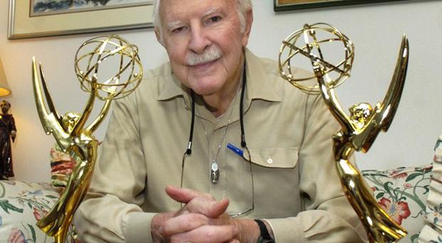 Hubert Schlafly, best known for developing the autocue, has died aged 91