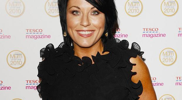 Jessie Wallace is in the running for a Bafta TV award