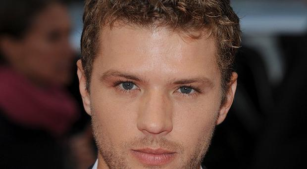 Ryan Phillippe says being in Hollywood can be tough at times