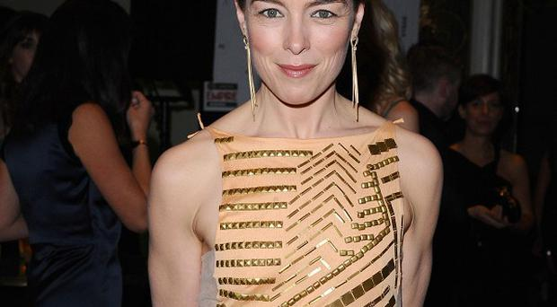 Olivia Williams says Helen Mirren made playing a detective a rite of passage