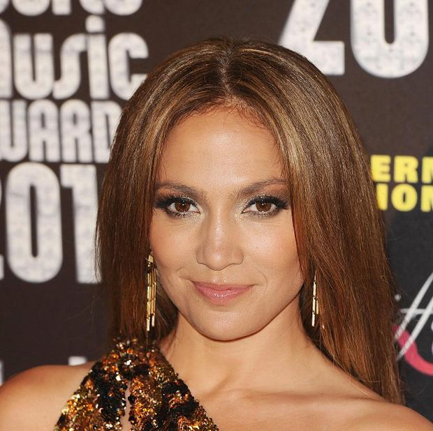 Jennifer Lopez is on the judging panel of this year's American Idol