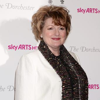 Brenda Blethyn picked up her accent from Cheryl Cole