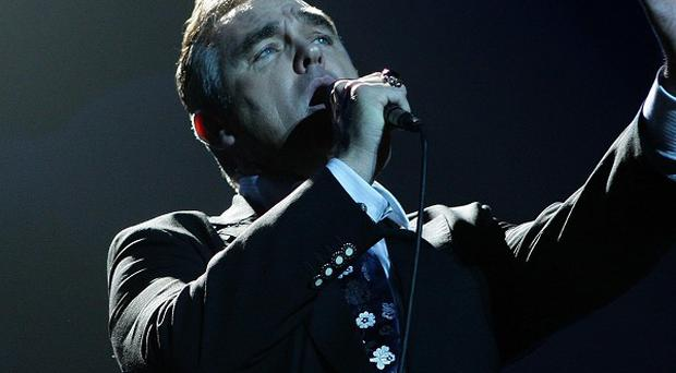 Morrissey thinks it's a mystery why David Cameron likes The Smiths