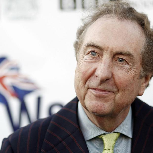 Eric Idle couldn't resist making jokes about the royal wedding