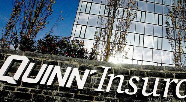 Sean Quinn has hit out at the takeover of Quinn Insurance