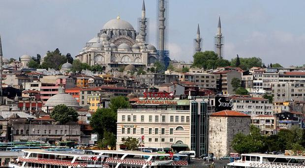 Turkey plans to build a new waterway to bypass the congested Bosphorus, the prime minister has said