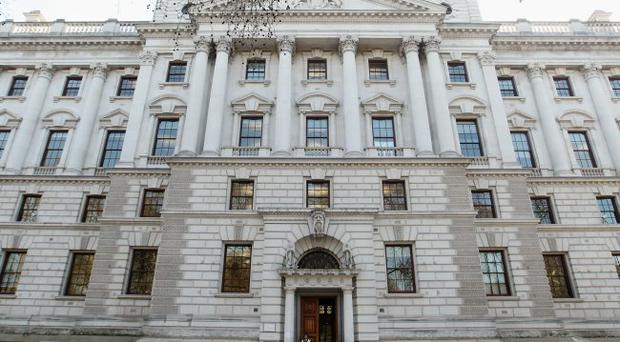 The treasury remains cautious about handing over corporation-tax powers to the local Executive