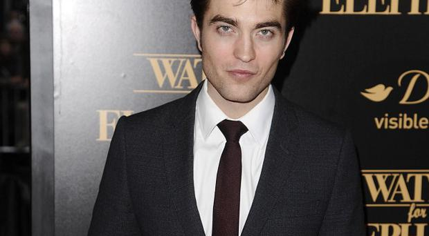 Robert Pattinson enjoyed working with animals on the set of Water For Elephants