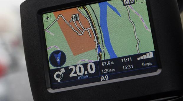 Dutch police used data from TomTom owners to set speed traps