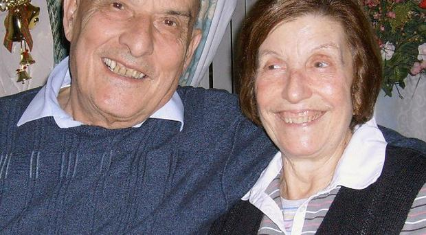 The bodies of Guiseppe and Caterina Massaro were found at their home in Heath Town on Good Friday