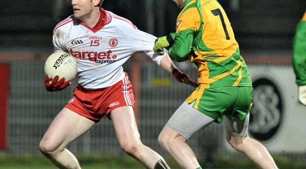 Tyrone need Enda McGinley back if they are to mount a challenge to Cork